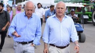 """""""Lavagna permitirá superar la política de confrontación"""", dice el gobernador Lifschitz"""