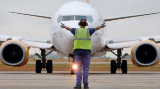 A dos semanas de las restricciones en El Palomar hay una disminución de más de 300 vuelos