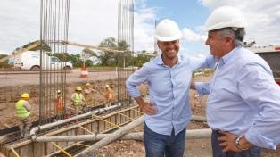 Dietrich afirmó que un préstamo puente del BICE asegura la continuidad de las obras del sistema PPP
