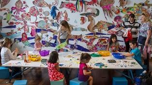 Espectáculos y talleres gratuitos para chicos conformarán el espacio infancia en el CCK