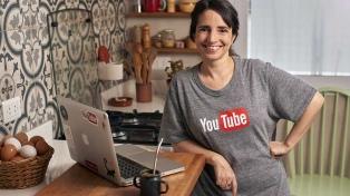 Con carisma y sabor, youtubers conquistan Internet enseñando a cocinar