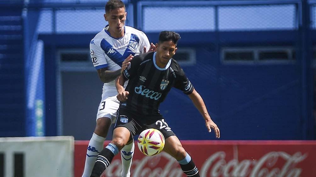 Atlético Tucumán y Vélez no salieron del cero (Archivo).