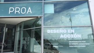 La Fundación Proa, en La Boca.