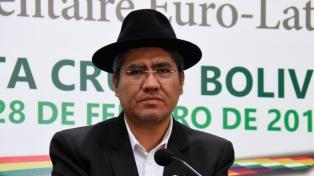 El gobierno de Bolivia, políticos y diplomáticos critican el Prosur