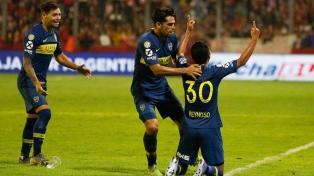 Boca le ganó a San Martín y lo mandó al descenso