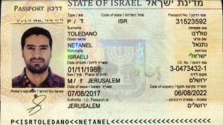 Iraníes detenidos: Milman no descarta vínculos con la falsificación de pasaportes
