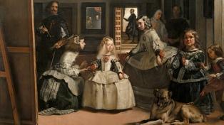 """""""Las meninas"""" de Velázquez es la obra favorita del Prado, según una encuesta"""