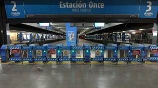 Normalizan el servicio en las estaciones Retiro y Once