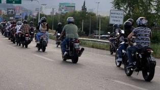 El 43,8% de los muertos en siniestros viales son motociclistas