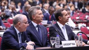 """Faurie: """"La Argentina es un dador de cooperación"""""""