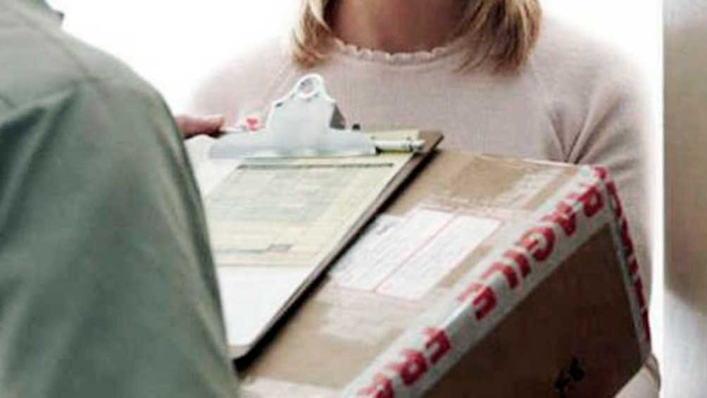 Los servicios postales siguen funcionando pero no requieren la firma del destinatario