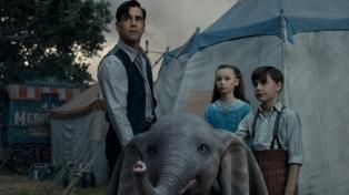 """Para Colin Farrell, trabajar con Tim Burton en """"Dumbo"""" fue """"soñado"""""""