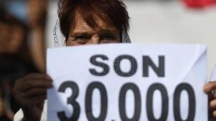 """24 de marzo: entre las restricciones de la pandemia y la premisa de """"plantar memoria"""""""