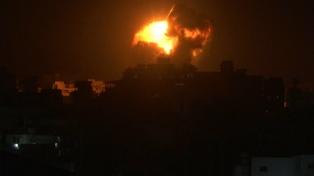 Atacan posiciones militares de Hamas en Gaza tras disparos contra sus soldados en la frontera