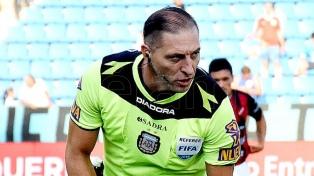 Pitana será el árbitro de la final entre Boca Juniors y Tigre