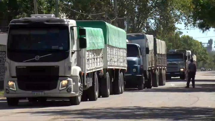 A partir de miércoles hay un único permiso de circulación nacional para transporte de carga