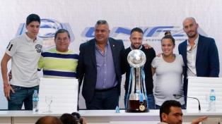 Presentaron la segunda Liga Nacional de Futsal