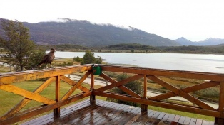 El Parque Nacional del fin del mundo reabrió sus puertas al público local