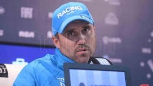 Coudet afina la táctica de Racing para el duelo ante Boca Unidos
