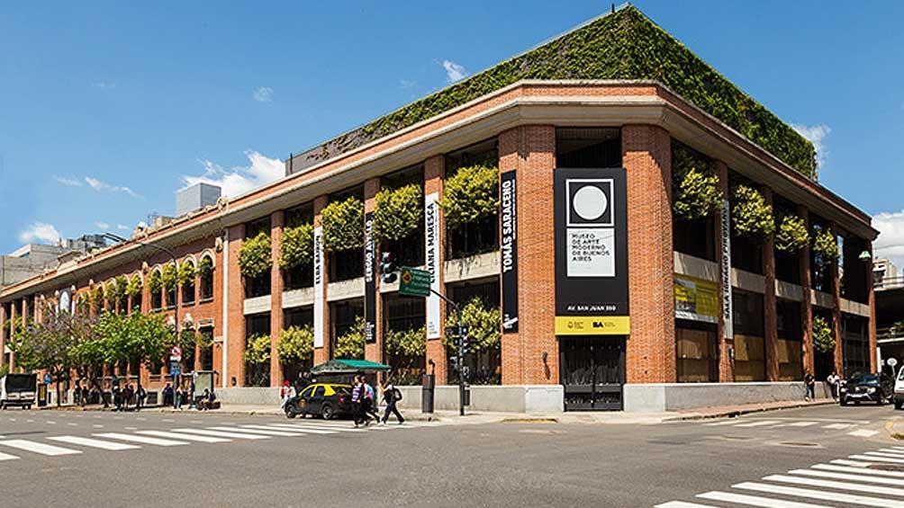 Museu de Arte Moderno de Buenos Aires
