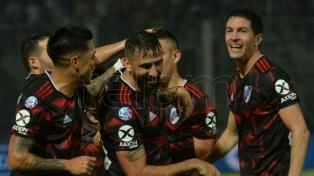 River venció a Talleres quedó a un paso de la Libertadores