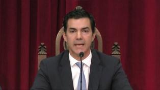 Urtubey renunció a la presidencia del PJ salteño