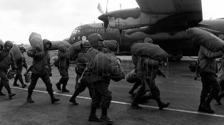 """Puerto Madryn evoca el día en que la ciudad """"se quedó sin pan"""" para los ex combatientes"""