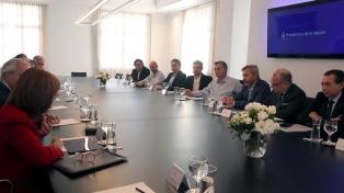 El Gobierno anunciará medidas económicas en Olivos