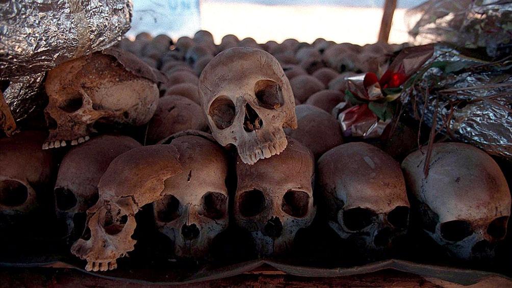 En el genocidio de 1994 fueron masacrados más de 800.000 tutsis y hutus moderados.