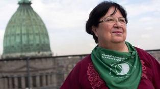 Premiarán a Marta Alanis por su tarea a favor de los derechos sexuales