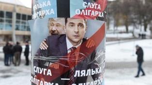 Kolomoisky, el oligarca que asoma detrás del favorito a la presidencia