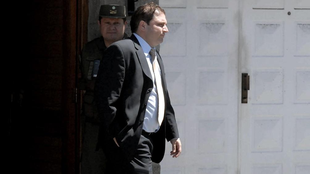 Bidone fue procesado por proporcionarle a D´Alessio un listado de llamados entrantes y salientes de Traficante.