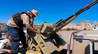 El gobierno pidió a la ONU medidas para detener la ofensiva de Hafter