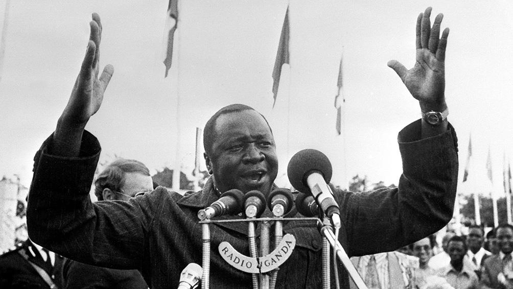 Aunque el Tribunal de La Haya lo acusó de genocidio. Idi Amin no pasó ni un día en prisión.