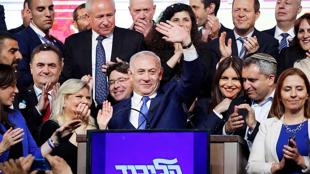 Benjamin Netanyahu es el primer ministro con más tiempo en el poder en la historia de Israel.