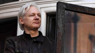 """Según Moreno, Assange había armado un """"centro de espionaje"""" en la embajada"""