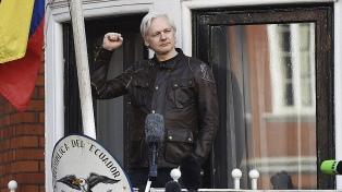 El Grupo de Detenciones Arbitrarias de la ONU pidió liberar a Assange