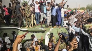La Junta militar sudanesa dice que frustró un golpe de Estado