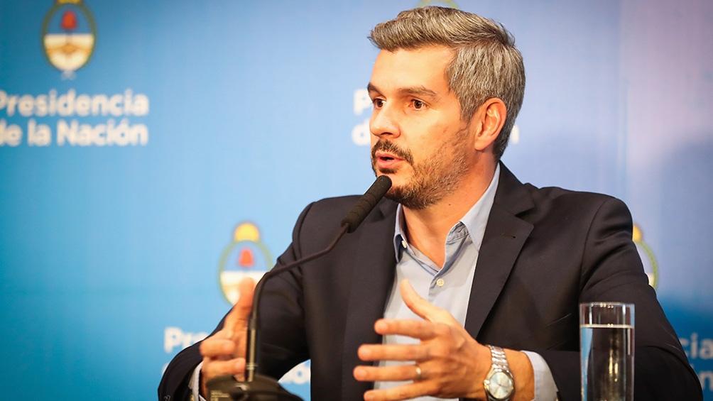 Marcos Peña, uno de los imputados.