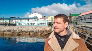 La odisea de un abogado argentino en Malvinas por llevarse una munición
