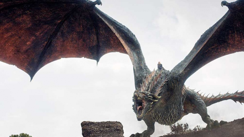 """HBO prepara una serie de animación en torno a """"Game of Thrones"""""""