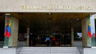El Tribunal Supremo destituyó a las autoridades del partido de Leopoldo López
