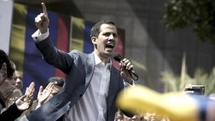 """Guaidó llamó a """"rebelarse contra la tiranía"""" y convocó a retomar las protestas"""