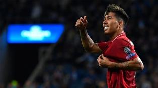 Porto perdió de local ante Liverpool, que avanzó de fase