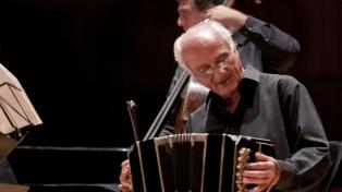 """La Orquesta del Tango de Buenos Aires presenta el concierto gratuito """"100 años de Ástor"""""""