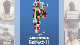 Lanzan la campaña Mosaico de Identidades desde la Secretaría de Derechos Humanos