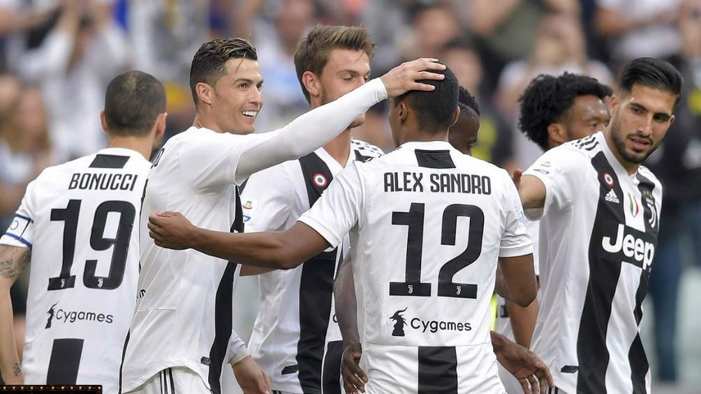 Ronaldo busca festejar frente a la Fiorentina
