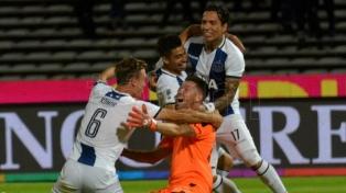 Talleres, con lo justo, venció a Atlético Tucumán