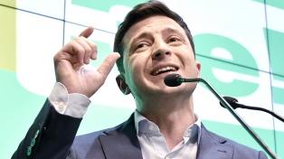 Zelenski anunció elecciones anticipadas parlamentarias para julio