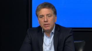 """Dujovne destacó que la Argentina """"está en condiciones de crecer"""" apenas se despeje la duda electoral"""